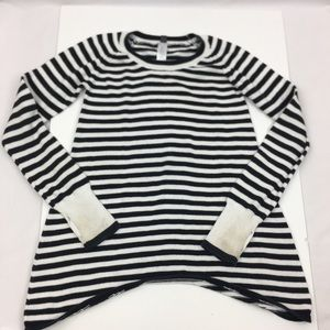 Ivivva Practice Ready Pullover Sweater Stripe 8